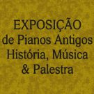 Exposição, Musica e Palestra na UnB